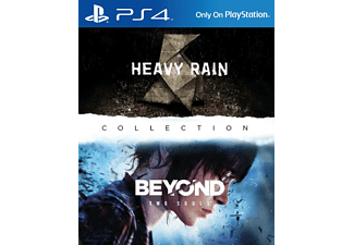 The Heavy Rain and Beyond:Two Souls Collection [PlayStation 4]