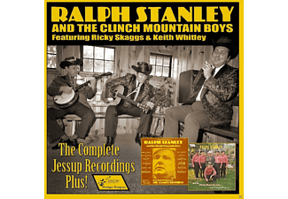 Ralph Stanley - Complete Jessup Recordings - (CD)