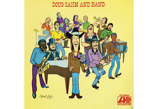 Doug Sahm - Doug Sahm And Band - (Vinyl)
