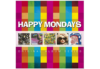 Happy Mondays - Original Album Series [CD]