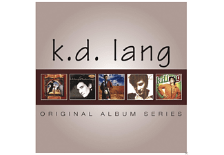 K.D. Lang - Original Album Series [CD]