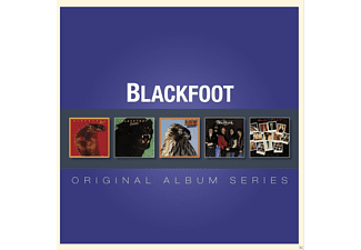 Blackfoot - Original Album Series [CD]