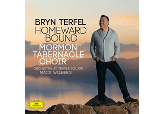 Bryn Terfel, Mormon Tabernacle Choir - Homeward Bound [CD]