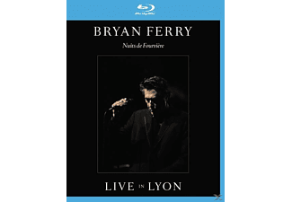 Bryan Ferry - LIVE IN LYON - NUITS DE FOURVIERE (+CD) - (Blu-ray + CD)
