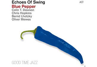 Echoes Of Swing - Blue Pepper [CD]