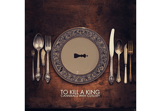 To Kill A King - Cannibals With Cutlery [CD]