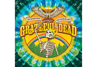 Grateful Dead - Sunshine Daydream (Veneta, Oregon, 8/27/1972) [CD + DVD Video]