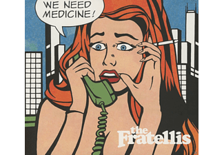 The Fratellis - We Need Medicine - (CD)