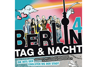 VARIOUS - Berlin - Tag + Nacht, Vol.4 [CD]