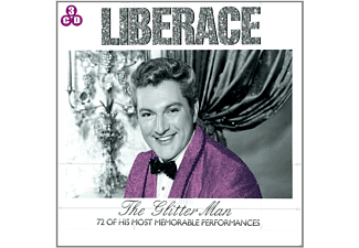 Liberace - Liberace-The Glitter Man [CD]