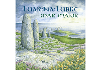 Luar Na Lubre - Mar Maior - (CD)