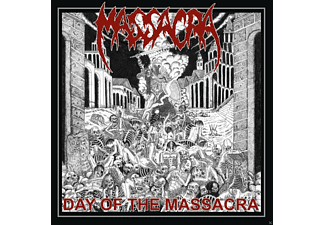 Massacra - Day Of The Massacra - (CD)