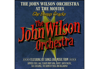 John Wilson Orchestra - At The Movies (Bonus Tracks) [CD]