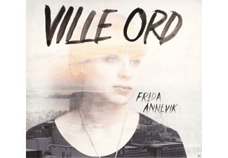 Frida Aannevik - Ville Ord - (CD)