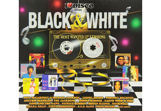 VARIOUS - I Love Disco Black & White [CD]