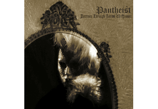 Pantheist - Journey Through Unknown Lands (Re-Release+Bonus) [CD]