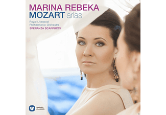 Marina Rebeka, Royal Liverpool Philarmonic Orchestra - Arias - (CD)