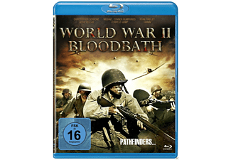 World War II Bloodbath - (Blu-ray)