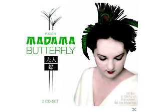Gavazzeni, Di Stefano, Gobbi, De Los Angeles - Madama Butterfly (Ga) [CD]
