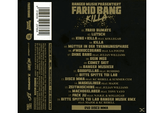 Farid Bang - Killa (Premium Edition) [CD + DVD]