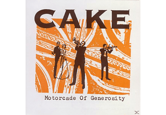 Cake - Motorcade Of Generosity [CD]