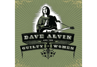 Dave & The Guilty Women Alvin - Dave Alvin & The Guilty Women - (Vinyl)