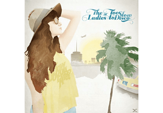 VARIOUS - The Ladies Of Too Slow To Disco (2lp+Mp3) - (LP + Download)