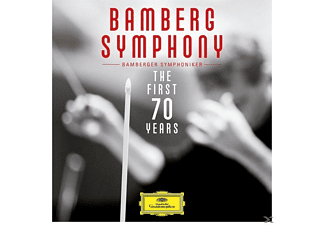 Bamberger Symphoniker - Bamberger Symphoniker: The First 70 Years (Lt.Ed.) - (CD)