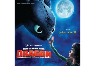 John Powell - How To Train Your Dragon - (CD)