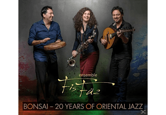 Ensemble Fisfüz - Bonsai-20 Years Of Oriental Jazz - (CD)