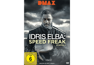 Idris Elba - Speed Freak - Staffel 1 - (DVD)