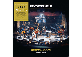 Revolverheld - MTV Unplugged in drei Akten - (CD)