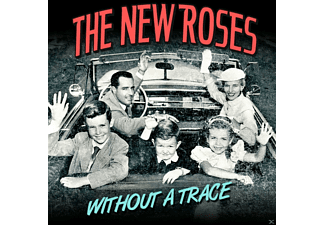 The New Roses - Without A Trace - (CD)