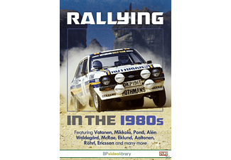 Rallying In The 1980s - (DVD)