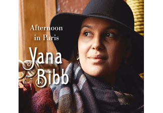 Yana Bibb - Afternoon In Paris [CD]