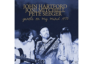 Hartford - Mitchell - Seeger - Gentle On My Mind 1970 [CD]