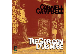 Cornell Campbell - Gorgon Dubwise - (CD)