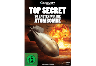 Top Secret - So bauten wir die Atombombe (Discovery) - (DVD)