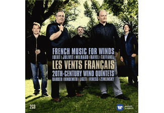 Les Vents Francais - The Best Quintet Music [CD]