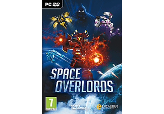 Space Overlords PC
