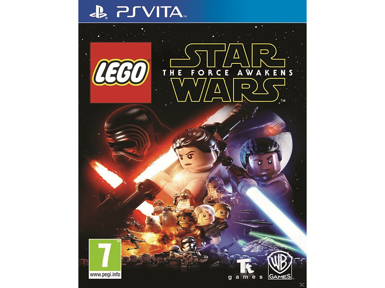 LEGO Star Wars: The Force Awakens PlayStation Vita gaming   offline sony ps vita παιχνίδια ps vita gaming φορητές κονσόλες games ps