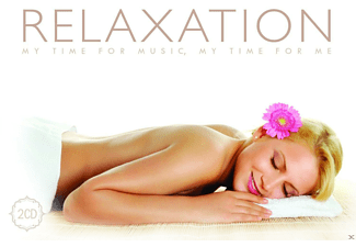 VARIOUS - Relaxation - (CD)