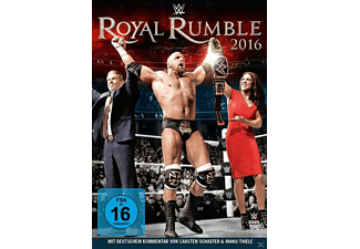 Royal Rumble 2016 [DVD]