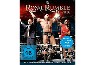Royal Rumble 2016 - (Blu-ray)