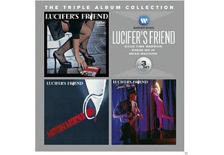 Lucifer's Friend - The Triple Album Collection - (CD)