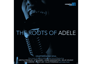 VARIOUS - The Roots Of Adele - (CD)