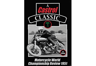Motorcycle World Championship Review 1951 - (DVD)