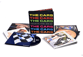 The Cars - The Elektra Years 1978-1987 - (CD)