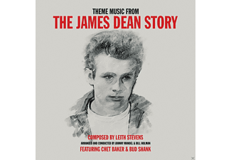 OST/VARIOUS - The James Dean Story - (Vinyl)