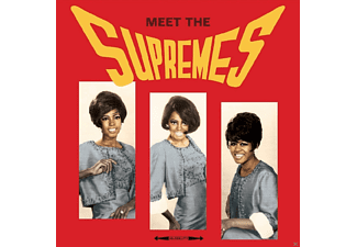 The Supremes - Meet The Supremes | LP